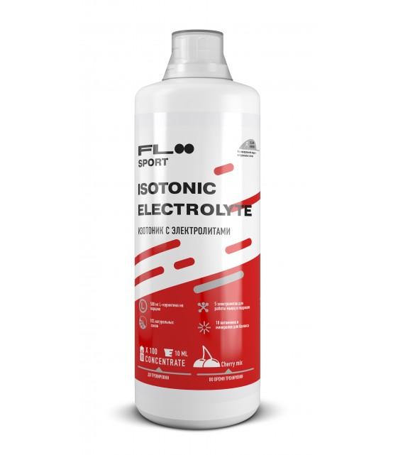 Isotonic Electrolyte Cherry mix 1000ml
