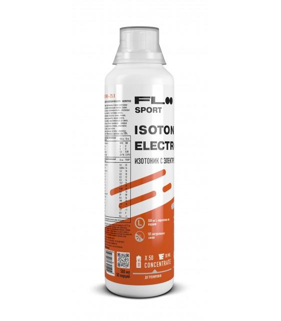 Isotonic Electrolyte Citrus mix 500ml