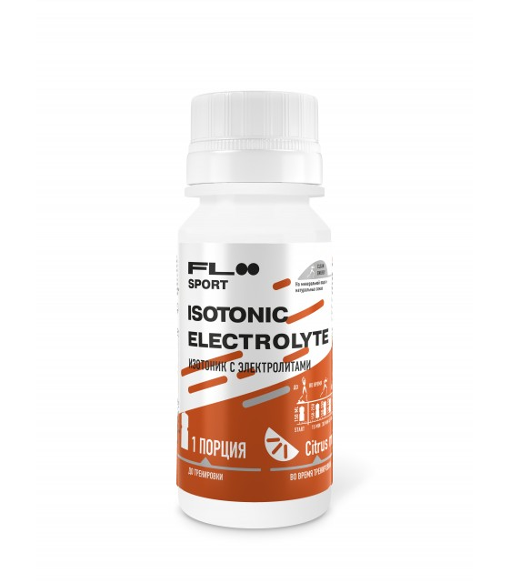 Isotonic Electrolyte Citrus mix