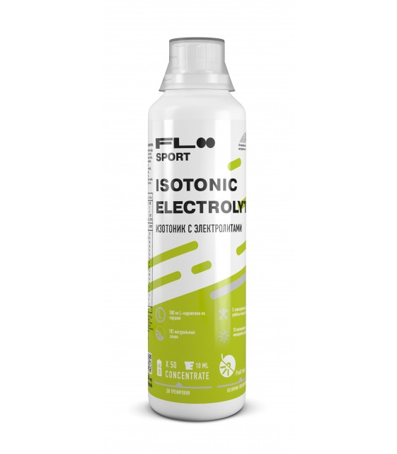 Isotonic Electrolyte Fruit mix 500ml