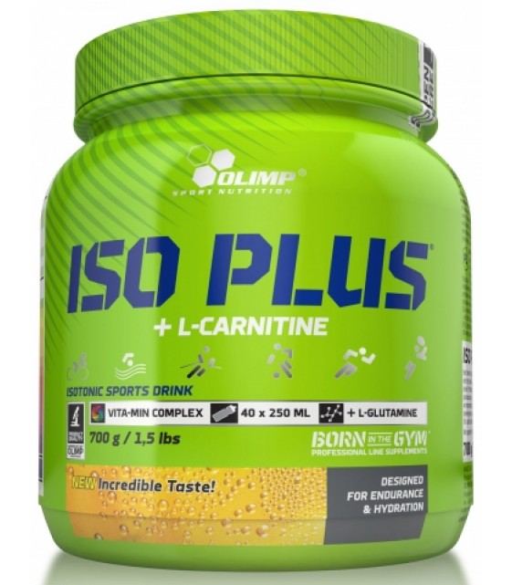 Iso Plus Powder Изо Плюс Паудер, 700 г Olimp