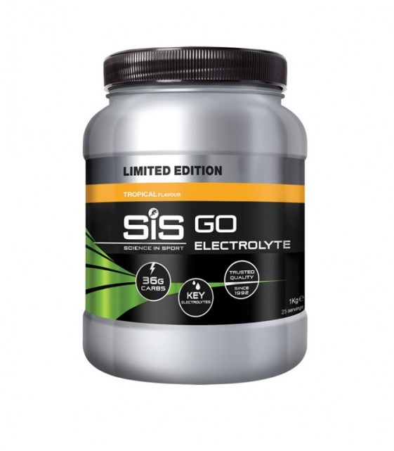 GO Electrolyte, изотоник с электролитами, 1 кг SIS
