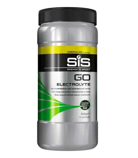 GO Electrolyte, изотоник с электролитами, 500 гр SIS