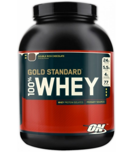100% Whey protein Gold Standard, 2270 гр.