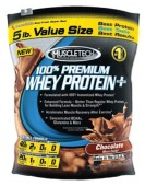100% Premium Whey Protein протеин, 2270 гр Mucle T