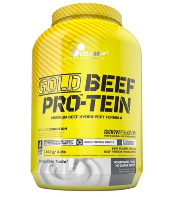Gold Beef Pro-Tein Голд Биф Про Тейн, 700 гр., Olimp