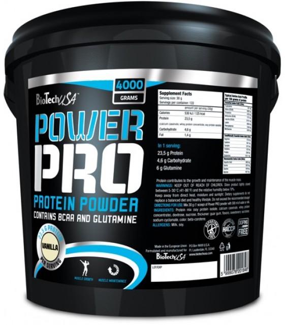 Protein Power Протеин Пауэр, 4000 гр Biotech USA