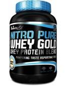 Nitro Pure Whey Gold, Нитро Пьюр 908 гр. Biotech