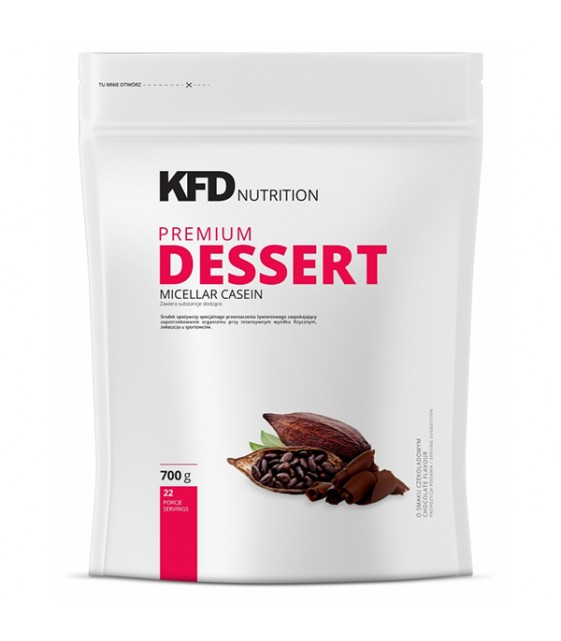 Dessert Мицеллярный казеин 700 г KFD