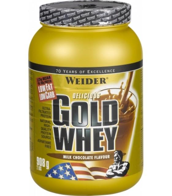 Gold Whey Голд Вей 908 гр. Weider
