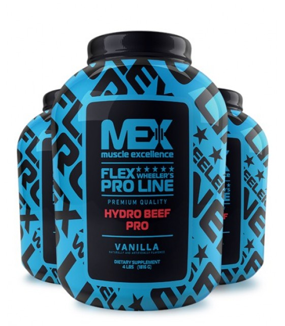 Hydro Beef Pro Гидро Биф Про протеин, 1816 гр Mex Nutrition