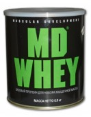MD Whey протеин, 900 гр.