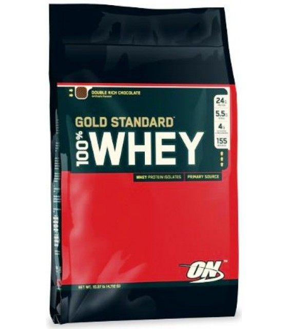 100% Whey protein Gold Standard, 4700 гр.