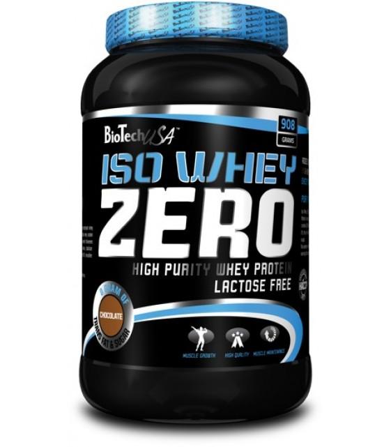 Iso Whey Zero протеин, 908 гр Biotech USA