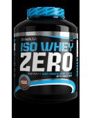 Iso Whey Zero протеин, 2270 гр Biotech USA