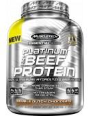Platinum 100% Beef Protein, 1800 гр MuscleTech