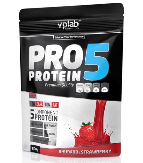 PRO 5, Про 5, 500 гр., протеин VPLab
