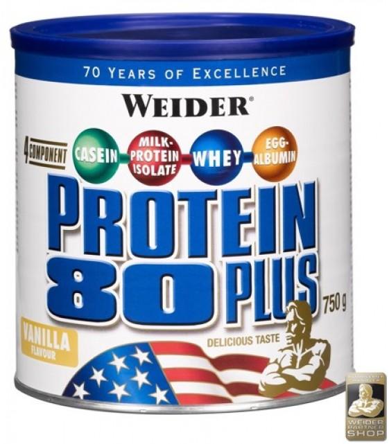 Protein 80 Plus, Протеин 80 Плюс 750 гр