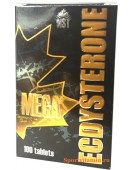 Ecdysterone MEGA, Экдистерон МЕГА, 10 мг, 100 таб. Neksportek