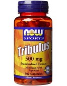 Tribulus Трибулус 500 mg/100 капс. NOW