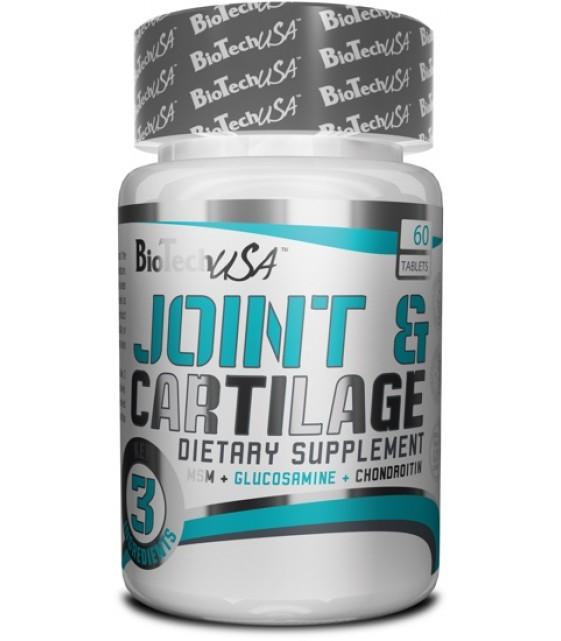 Joint & Carilage Суставы и хрящи, 60 таб Biotech USA
