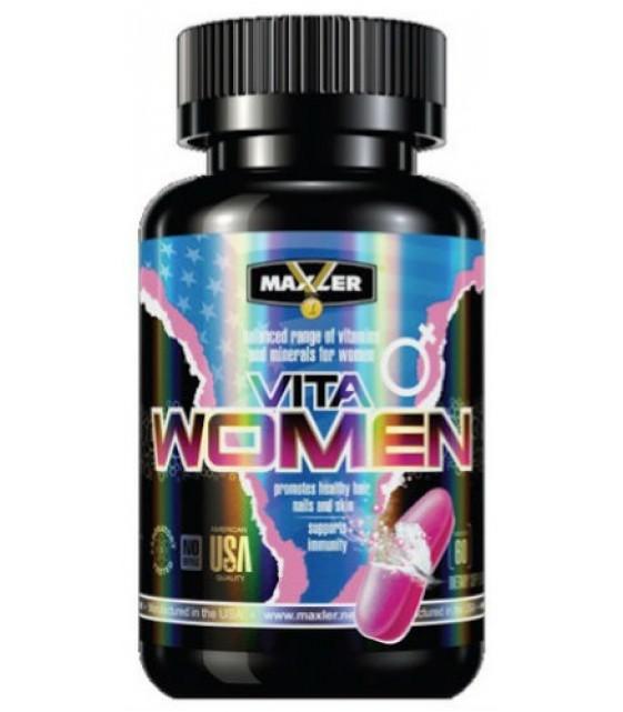 Vita Women Витам Вумен, 90 таб Maxler
