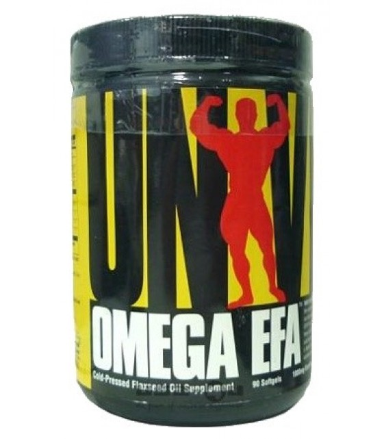 Omega EFA Омега, 90гел.капс Universal