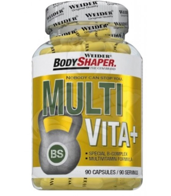 Multi Vita Мульти Вита, 90 капс, Weider