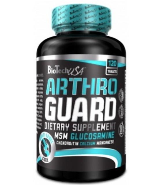 Arthro Guard Артро Гард, 120 табл Biotech USA