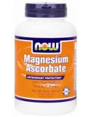 Magnesium Ascorbate, Магний Аскорбат 227 гр NOW