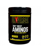 100% Beef Aminos, 100% аминокислот говядины, 400 таблеток, Universal Nutrition