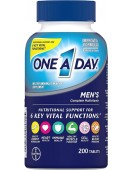 One A Day Men's 200 Tablets BAYER
