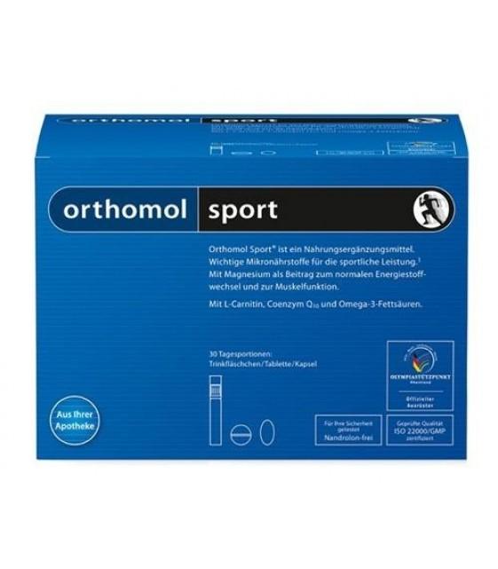Orthomol Sport Ортомол Спорт, 30 шт