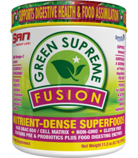 Green Supreme Fusion Грин Суприм Фьюжн, 316 гр SAN