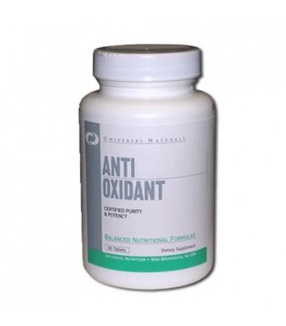 Antioxidant/ Антиоксидант, 60 таб. UNIVERSAL