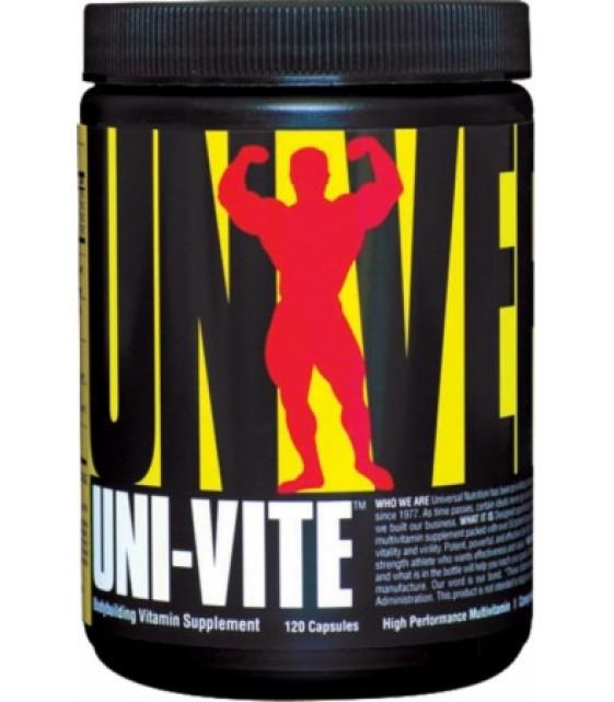 Uni-Vite, Юни-Вит 120 капс. Universal