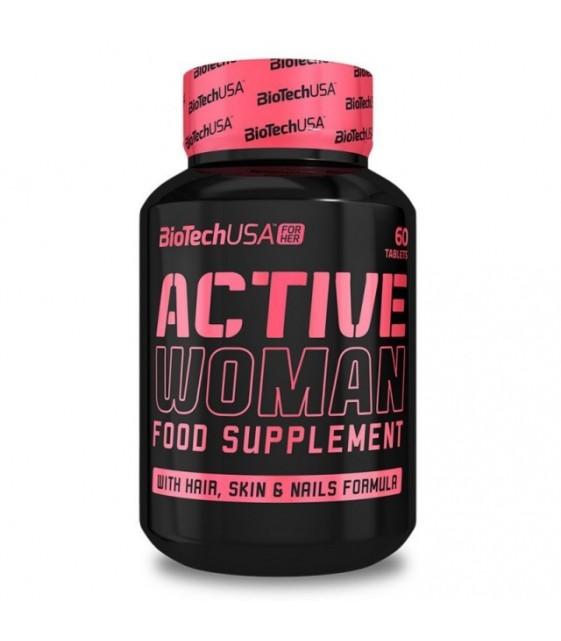 Active Woman, 60 табл. Biotech USA