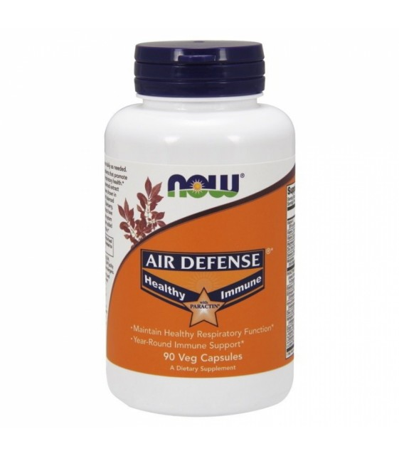Air Defense Healthy Immune, 90 Veg Capsules, Now