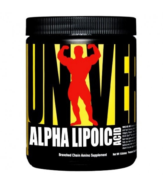 Alpha Lipoic Acid, Альфа липоевая кислота 60 капс