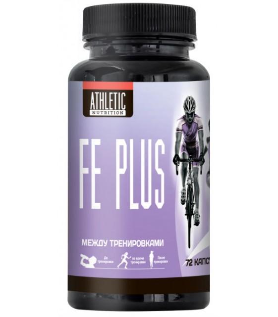Fe plus БИО-Железо плюс 72 капс. ATHLETIC NUTRITION