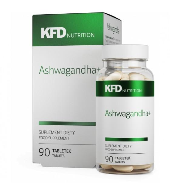 Ashwagandha Ашваганда 180 таб KFD