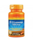 B-12  1000 мкг, 30 lozenges, Thompson
