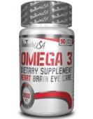 Omega-3 c EPA & DHA, 90 гел.капс Biotech