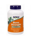 Bone Strength Крепкие кости 120 капс, NOW