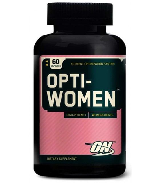 Opti-women Опти Вумен 120 табл Optimum Nutrition