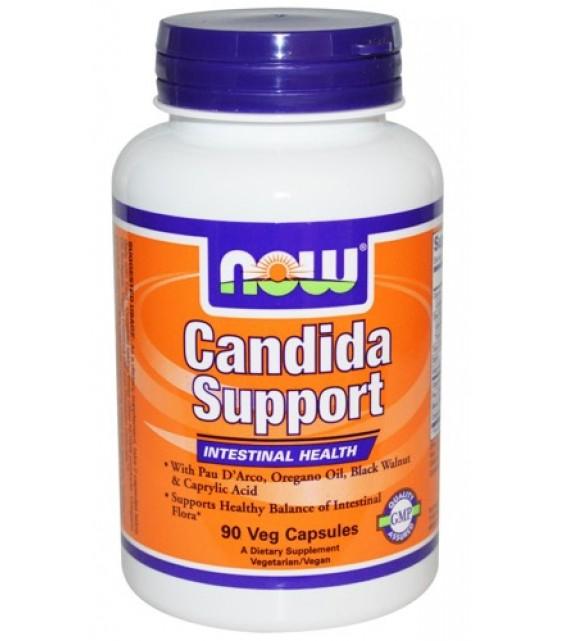 Candida Support, Кандида суппорт 90 капс.