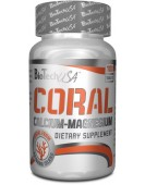 Coral Calcium Mag, 100 таб, Biotech USA