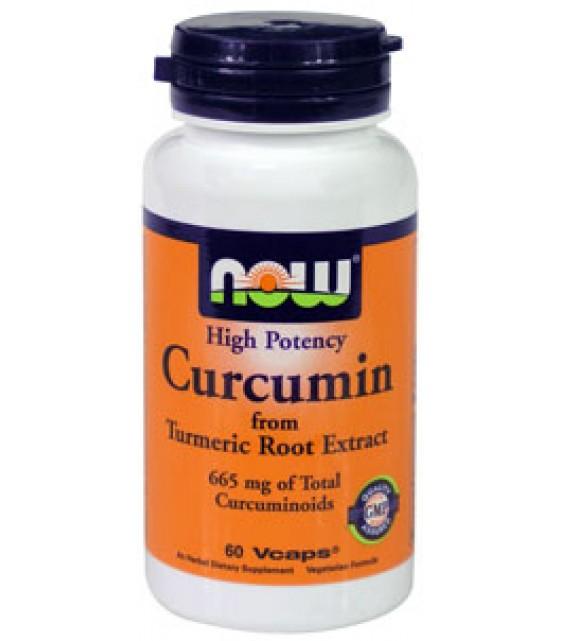 Curcumin Куркумин  665 мг NOW