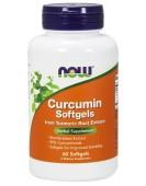 Curcumin Куркумин 475 мг 60 кап. NOW