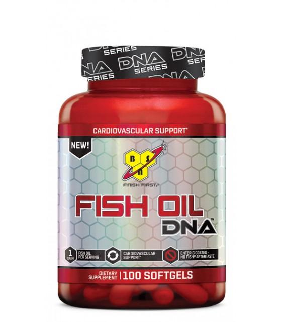 DNA FISH OIL ДНА Рыбий жир 100 кап. BSN